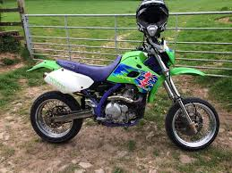kawasaki klx 650 c1 road registered in culverhouse cross