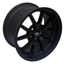 Matte Black 2005 Mustang Matte Black Fr500 18x10 Mustang Wheel Fits 2005 2014