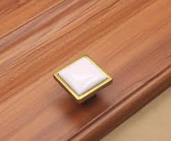 Porcelain Knobs For Kitchen Cabinets by Online Get Cheap Square Bronze Cabinet Knobs Aliexpress Com