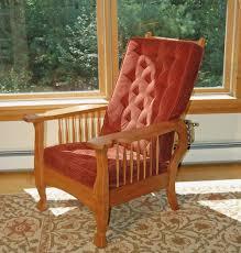 morris chair hardware antique