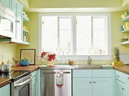 colour combinations for kitchen walls including cabinet color