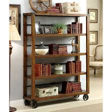 White Modern Bookshelves by Bookshelves On Wheels Okebuy