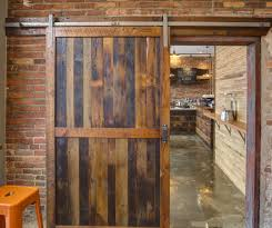 Salvaged Barn Doors by Reclaimed Wood Barn Doors Baltimore Md Sandtown Millworks
