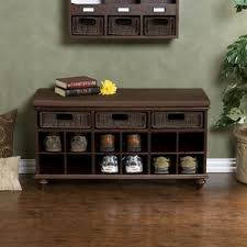 Shoe Storage Bench Garage Shoe Storage Wayfair