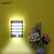 Wireless Wall Sconce Popular Led Sconce With Night Light Buy Cheap Led Sconce With