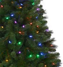 polytree christmas trees lights not working home accents holiday 6 5 ft pre lit led wesley artificial christmas