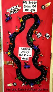 Red Ribbon Week Door Decorating Ideas Herding Kats In Kindergarten Tons Of Turkey Fun