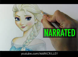 how to draw elsa from