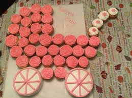 Baby Carriage Pull Apart Cake Cakes Cupcakes I U0027ve Done