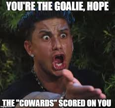 Hope Solo Memes - its ok to be a coward if you win imgflip