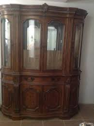 Drexel Heritage China Cabinet Drexel Heritage China Cabinet For Sale