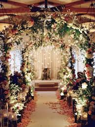 wedding arches in church ceremony aisle style aisle style magical wedding and weddings