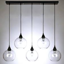 Glass Cylinder Pendant Light Clear Glass Pendants Lighting Drum Shape Clear Glass Mini Pendant
