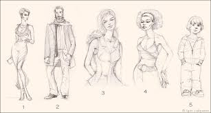 drawing fashion sketches fashion illustrations by igor lukyanov