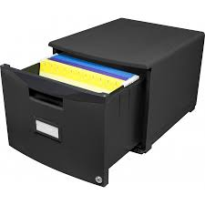 Plastic File Cabinet File Cabinets Stack Able Plastic File Cabinets In Black Or Grey