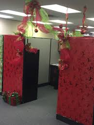 christmas cubicle decorations christmas cubicle pinterest