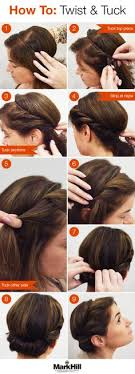 hairstyles with one elastic thin to thick hair magic grow your hair fast overnight with 1