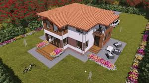 150 sqm lot house design philippines youtube