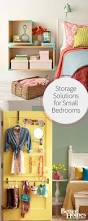 storage solutions for small bedrooms tiny closet smart storage