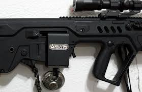 wall mount gun hangers gear review arma15 ar 15 quick wall mount the truth about guns