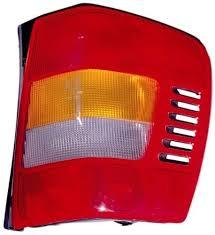 2004 jeep grand cherokee tail light assembly amazon com jeep grand cherokee replacement tail light assembly