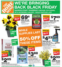 home depot black friday as home depot black friday starts now 69 annuals freebies2deals