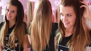 Kevin Paves Hair Extensions by Beauty Works Ombre Hairpiece Review U0026 Application Youtube