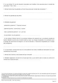 contrat location chambre chez l habitant bail de location meublée modèle gratuit conforme alur