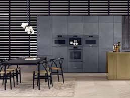 Kitchen Designs Photo Gallery Design Of The Kitchen U2013 Variety Of Colours And Materials In The