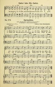 songs for the sunday school 173 enter into his gates with