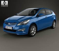 hatchback hyundai hyundai 3d models hum3d