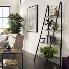 Free Standing Ladder Shelf Plans by Closetmaid Ladder 71