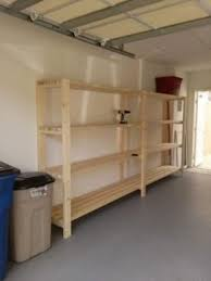 living room garage wall shelving units with regard to plans home
