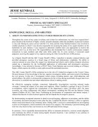 Writing A Resume In Microsoft Word Administrative Officer Federal Resume Cover Letter Sample For
