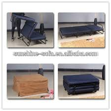 Folding Bed Ottoman Ottoman Single Metal Folding Bed With Wheels Buy Ottoman