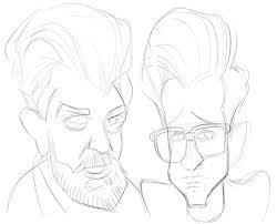 rhett and link opposition sketching proko