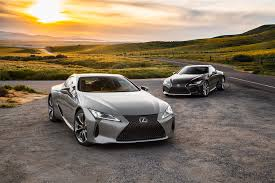 lexus land cruiser pics 2018 lexus lc 500 and lc 500h first test review
