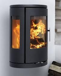 wood burning wall 7470 wall hung stove