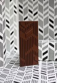 sculptural chocolates designed by studio appétit for hotel guests