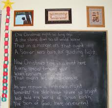 ten kids and a dog christmas chain poem