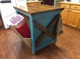 kitchen island storage kitchen island with trash storage ideas 7 kitchen island with trash
