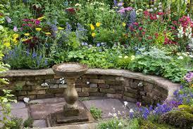 Simple Flower Garden Ideas Best Flower Garden Designs Pictures With Gardening Id