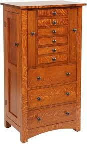 jewelry armoire plans mission style jewelry armoire chuck nicklin