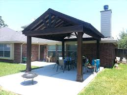 Patio Roof Designs Ideas Free Standing Patio Cover Designs And Free Standing Wood