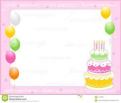 The Invitation Card Birthday Invitation Card Themesflip Com