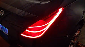 custom car tail lights custom z tail lights youtube