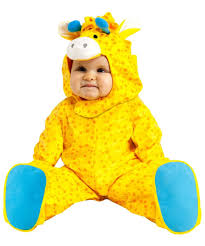 Infant Costumes Lovable Giraffe Infant Toddler Unisex Costume Baby Costumes