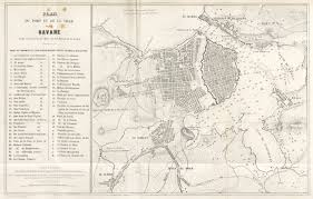 Plan De Maison Antillaise File Plan Du Port Et De La Ville De La Havane 1850 Jpg