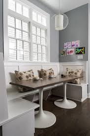 12 ways to make a banquette work in your kitchen hgtv u0027s