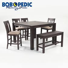 bobs furniture round dining table astonishing round dining room table for by your own homesfeed sets